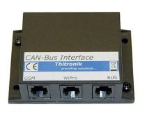 Can-Bus Interface voor WiPro Alarmsysteem