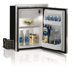 Compressor koelkast Vitrifrigo C42LX 42 liter zwart,grijs