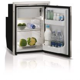 Compressor koelkast Vitrifrigo C51iX 51 liter zwart,grijs