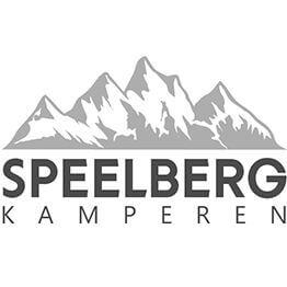 Vouwstoel met bijzettafeltje Camp4 Maxi zwart
