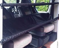 Cabinebed 1 persoons Cabbunk voor Ford Transit vanaf 2007 tot 2014